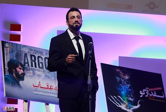 مدل ایرانی بن افلک هنرپیشه فیلم آرگو