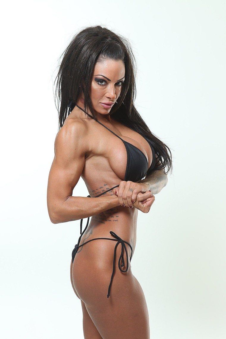 Jodie Marsh- Body Builder